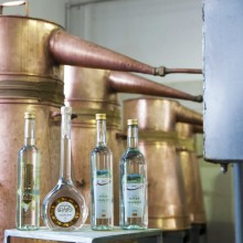Making Arak - Ramallah Distillery